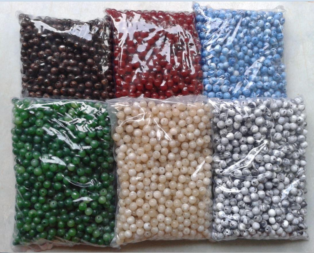 hạt ngọc trai nhựa