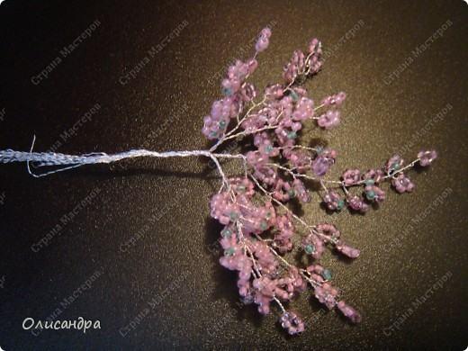 Tự tay làm cây hoa đào hạt cườm đón xuân mới