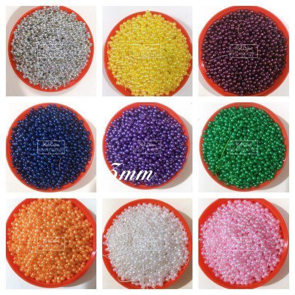 Hạt bẹt (hạt ngọc trai) 1