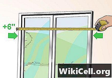 Đo kích thước cửa sổ