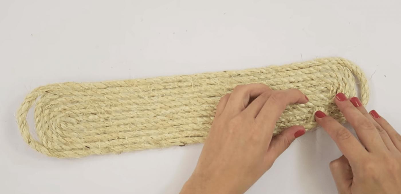 Các thao tác làm thân và đáy túi xách handmade (Nguồn: Internet)