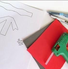 Nguyên liệu, dụng cụ cần có để làm dây quấn tai nghe handmade (Nguồn: Internet)