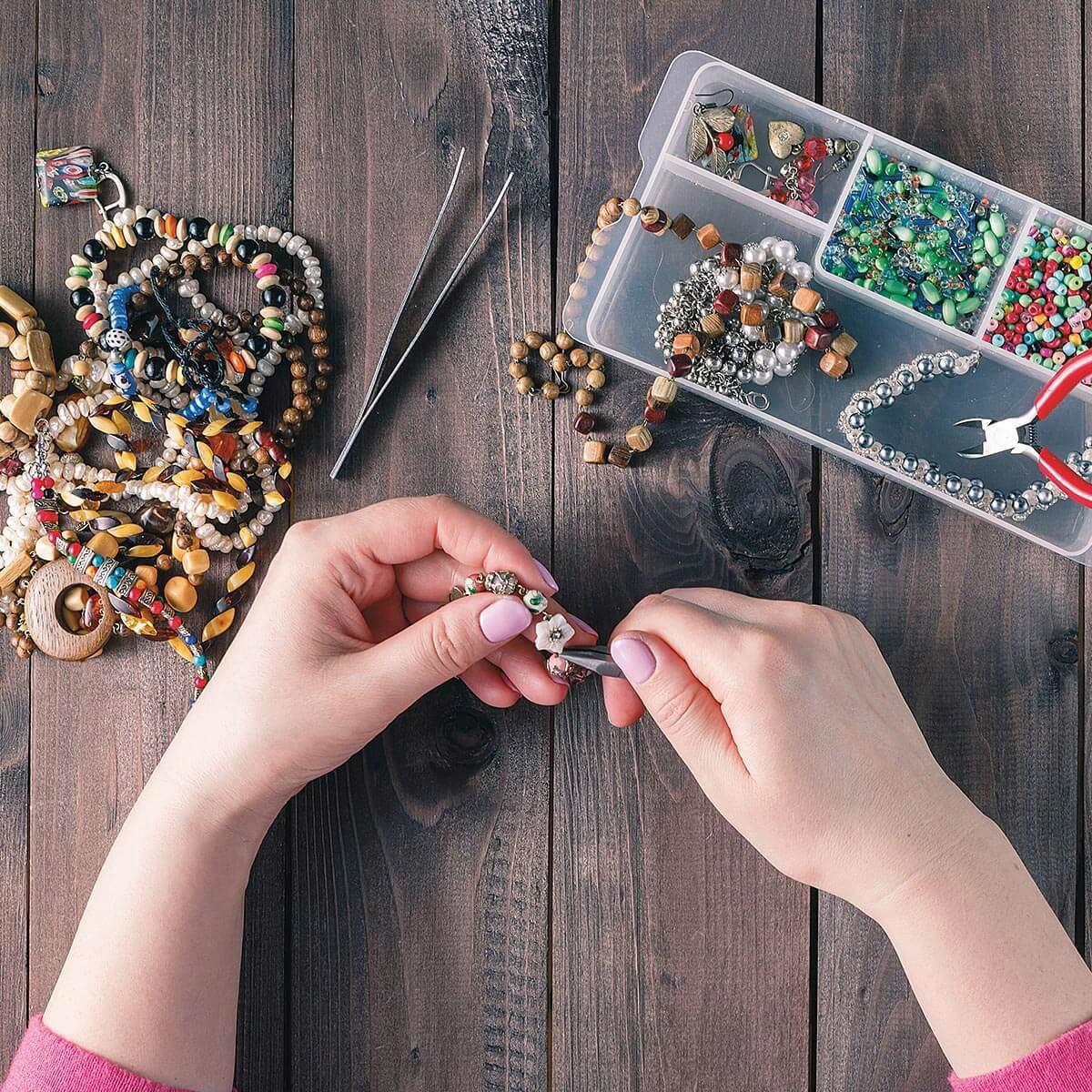 Đồ handmade mang vẻ đẹp đặc biệt và đại diện cho phong cách của vị chủ nhân làm ra chúng (Nguồn: Internet)