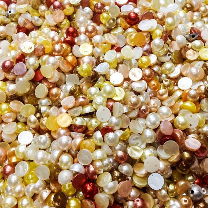 Các loại hạt bẹt với đa dạng kích cỡ, màu sắc, chủng loại (Nguồn: Internet)