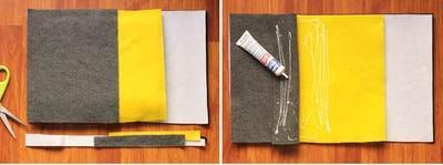 Tại bước số 02, chúng ta sẽ phải đo đạc chiều dài và chiều rộng của túi đựng sao cho phù hợp với chiếc laptop của mình (Nguồn: Internet)