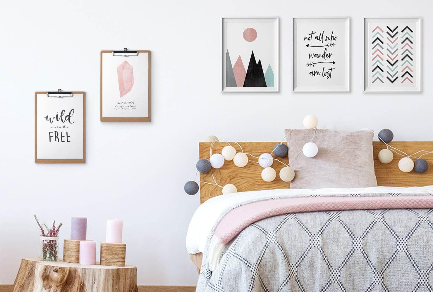 Đồ nội thất handmade được làm thủ công với nguồn nguyên vật liệu có sẵn và cực kỳ an toàn đối với con người (Nguồn: Internet)