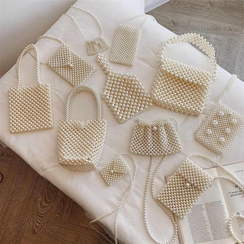 Túi xách ngọc trai mang đậm chất vintage (Nguồn: Internet)
